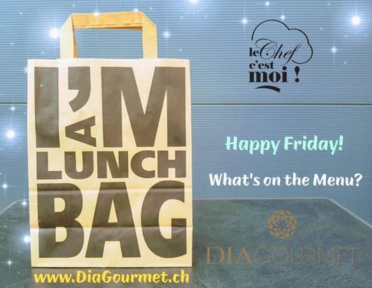 Lunch Box HAPPY Friday