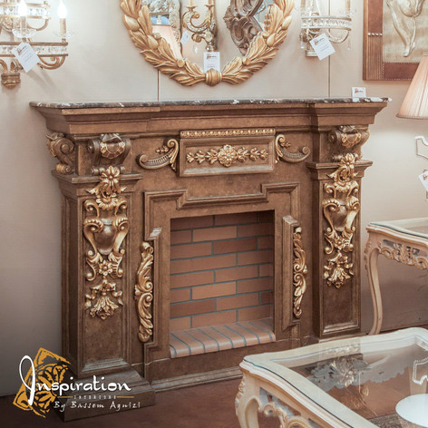 Fireplace 121