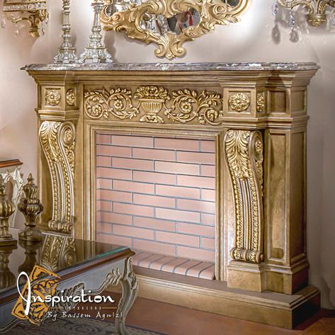 Fireplace Kabouline