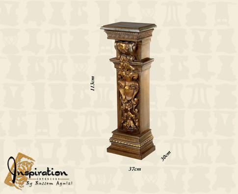 Pedestal 121