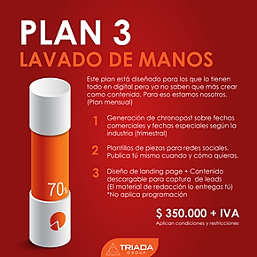 Coronavirus plan de marketing 2