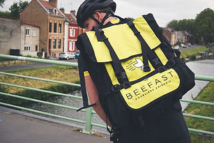 Beefast : votre coursier à vélo amiénois