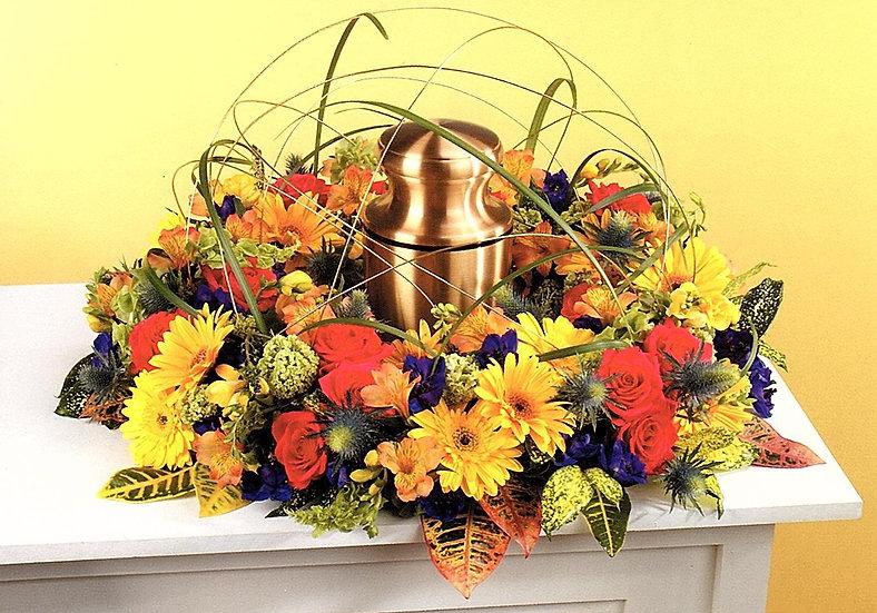 Sympathy Wreath Memorial