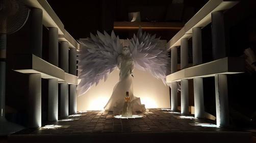 Athena : A scret fountain