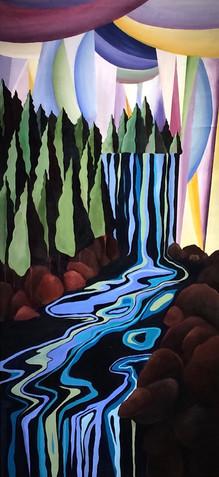 """Sherbrooke Falls"""