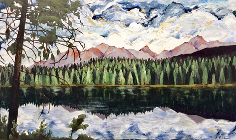 """Cedar Lake"""