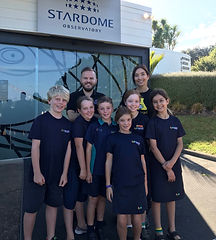 Nanogirl's Great Science Adventures visits Stardome Observatory