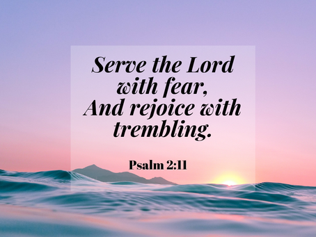2 November 2020 Word by Honorary Pastor Rev Alicia Teo