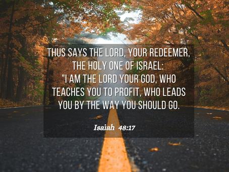 1 November 2020 Word by Honorary Pastor Rev Alicia Teo