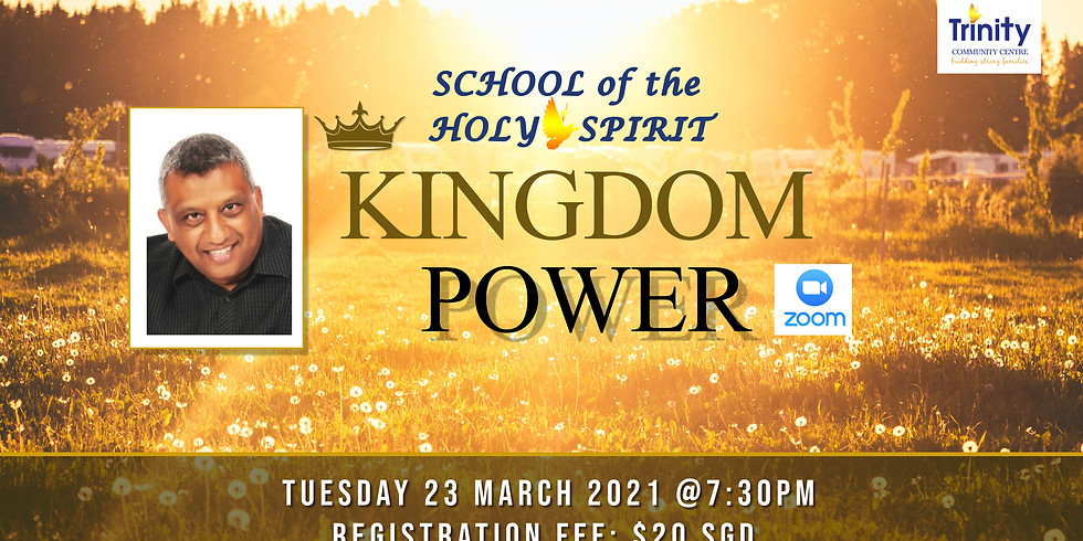 School of the Holy Spirit : Special Speaker - Rev Ian Peters