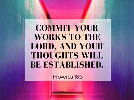 19 November 2020 Word by Honorary Pastor Rev Alicia Teo