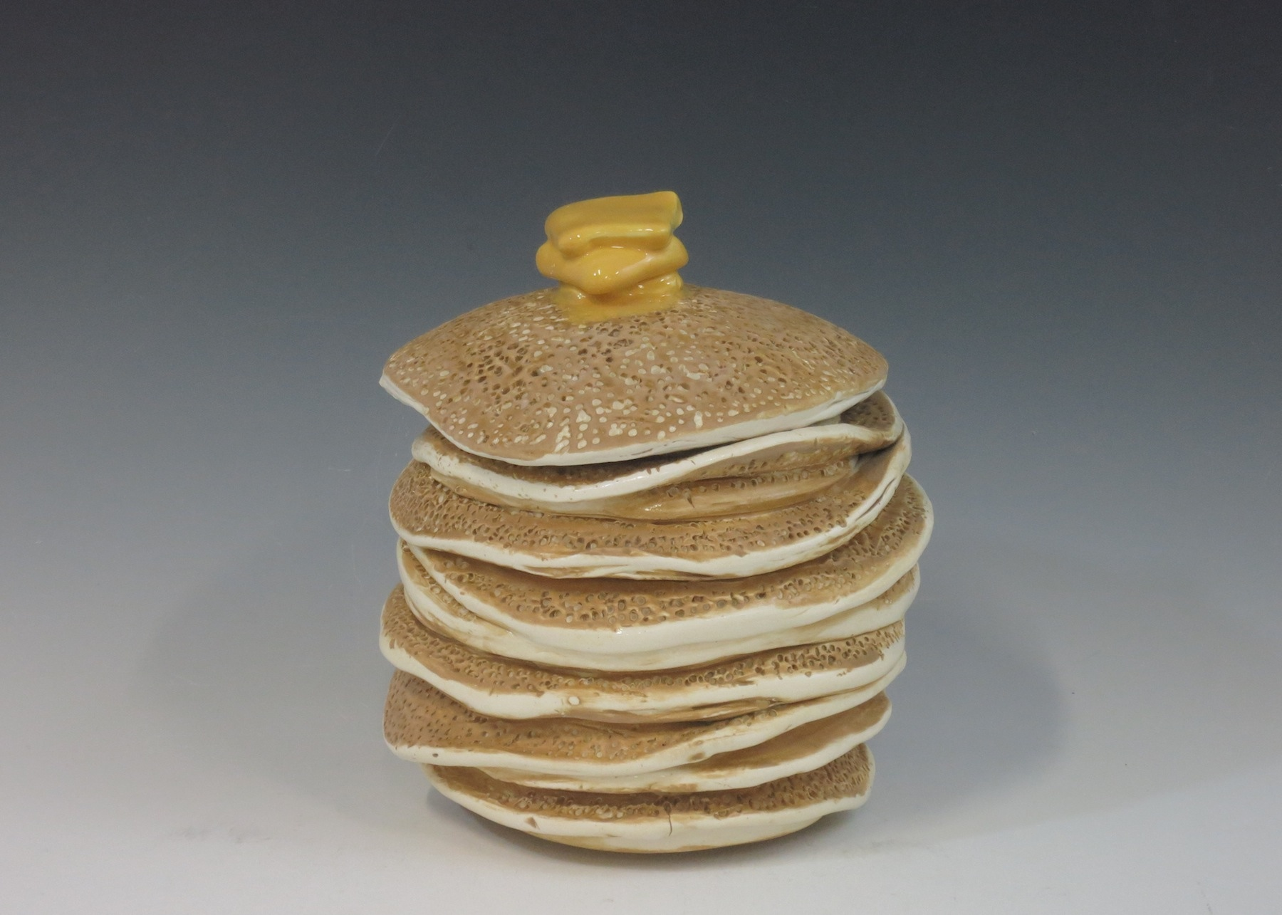 Pancake Jar