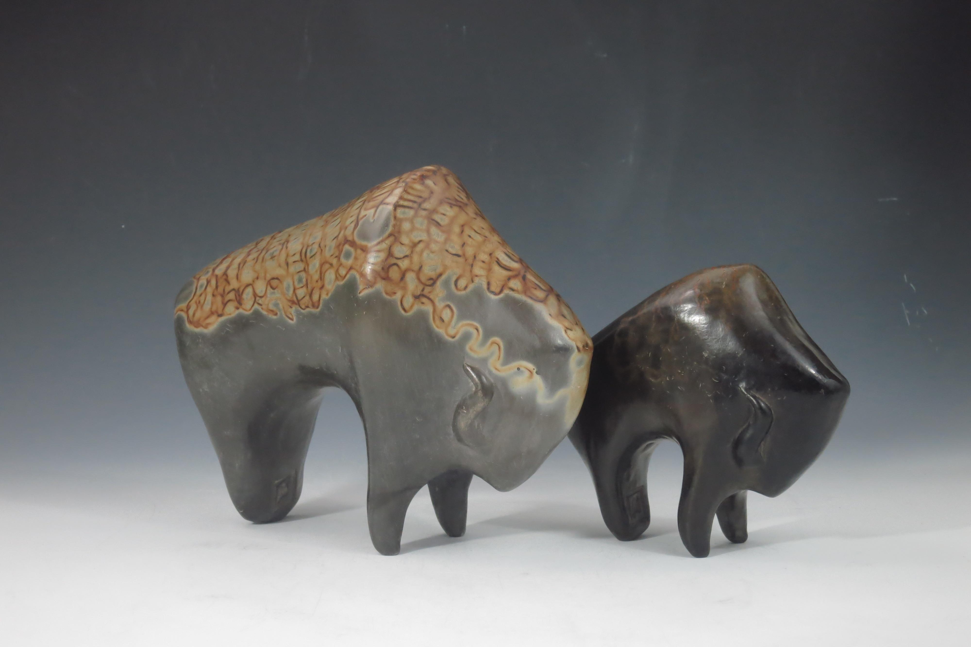 Two Buffalos 2