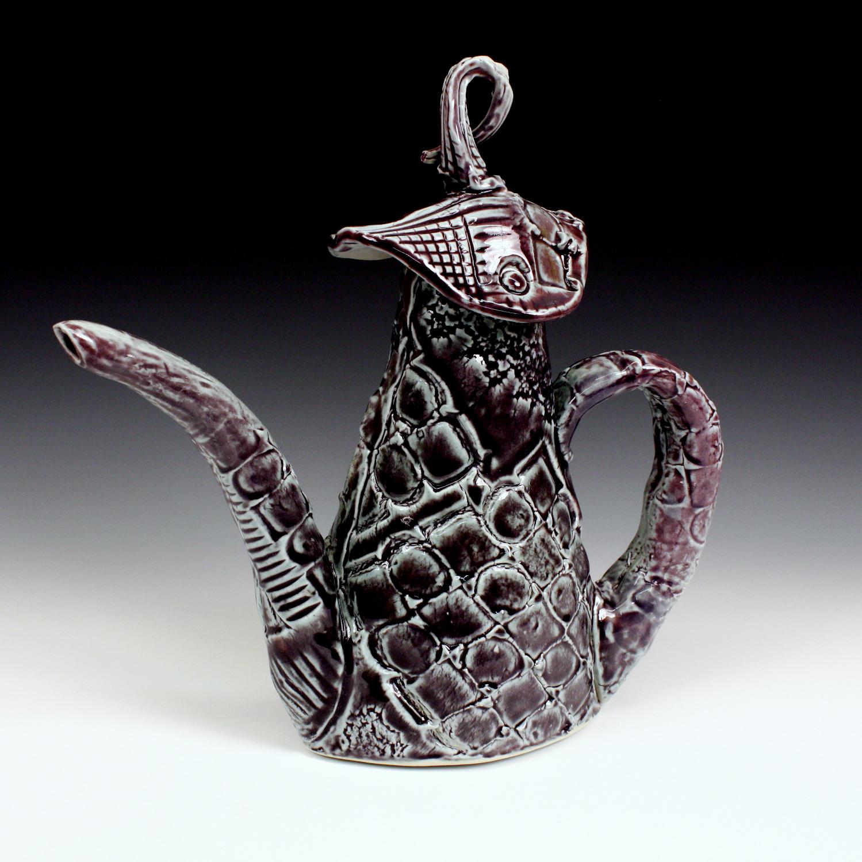 Teapot with Attitude 1