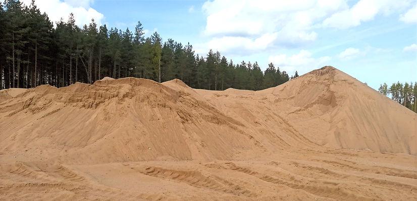 Песок Ветренка