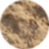 Песок намывной средний