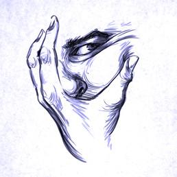Face Palm - Digital
