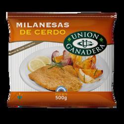 Milanesas de Cerdo