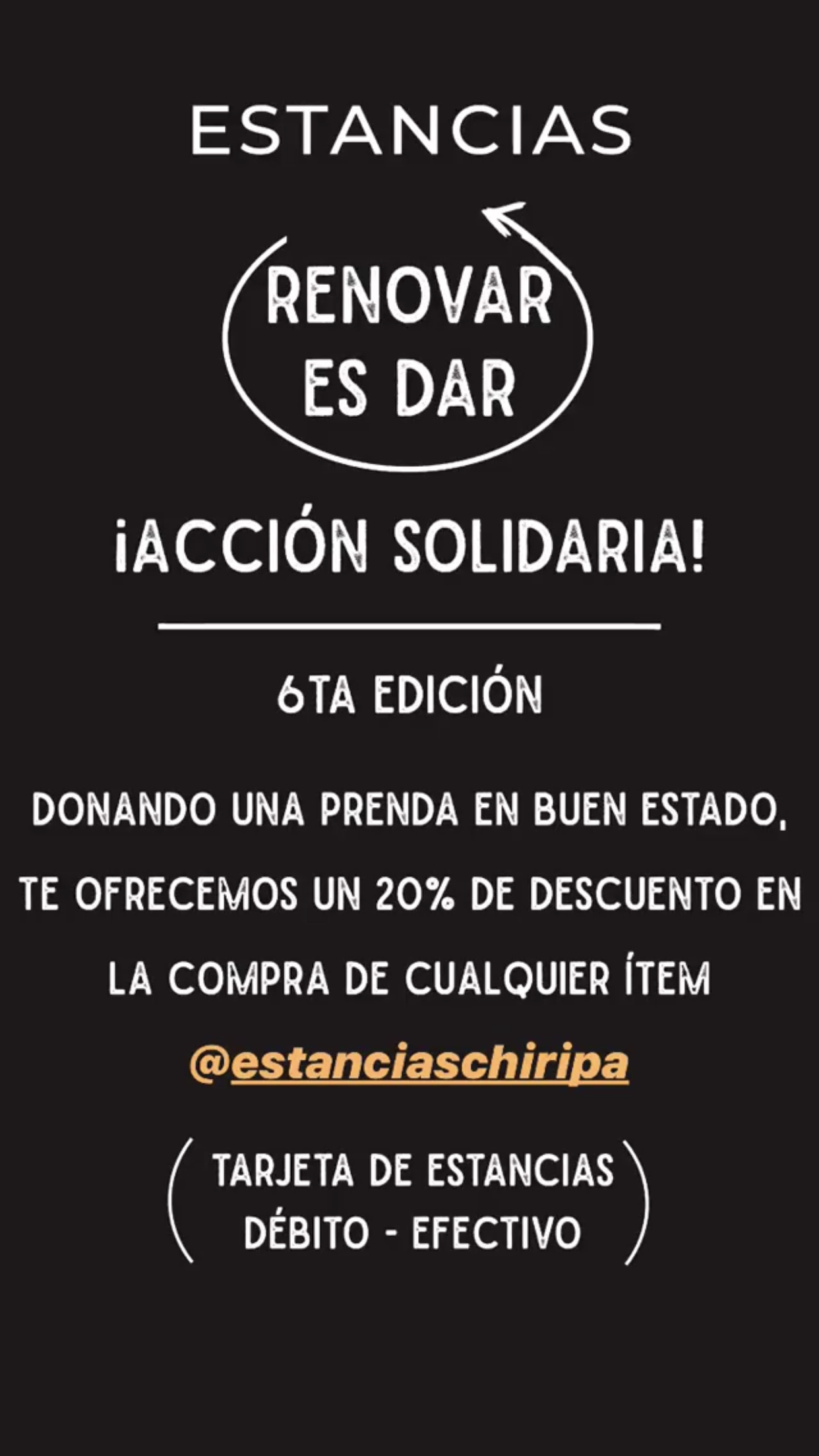 ESTANCIAS CHIRIPA