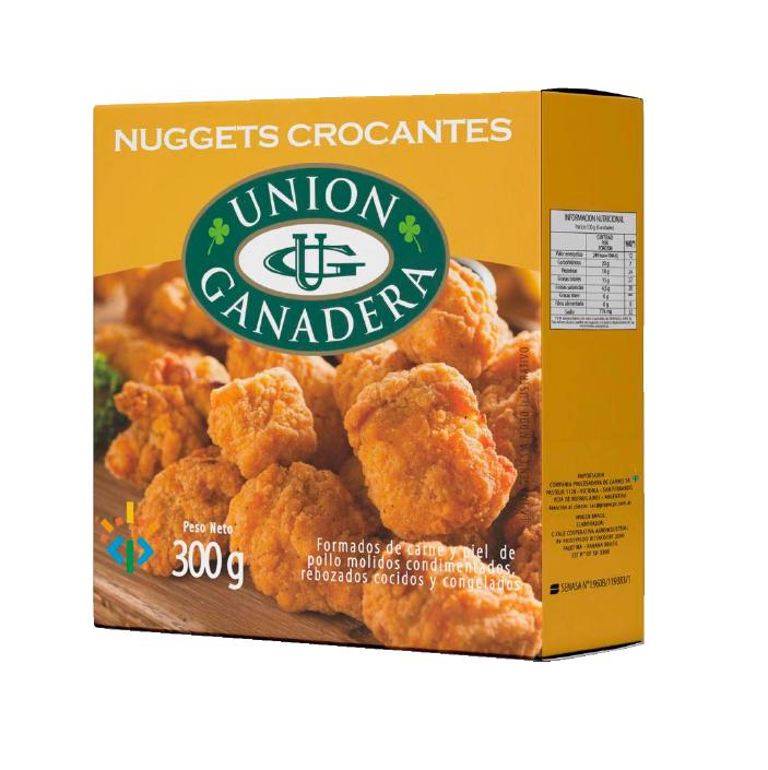 Nuggets Croncantes