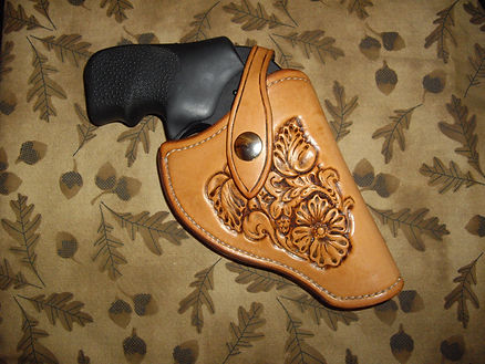 Small Floral Holster