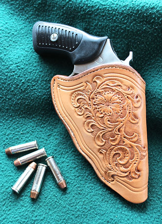Small .357 holster