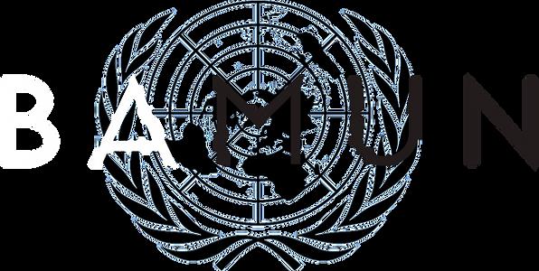 Bishop Allen Model United Nations Logo