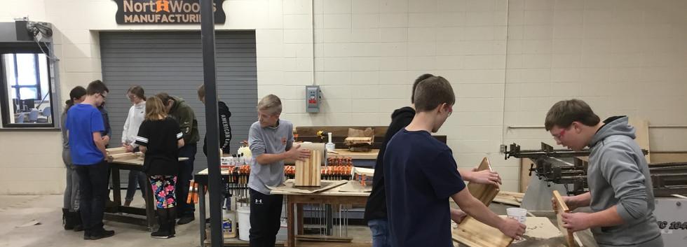 8th grade fall 2019