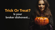 Investment trick or treat – how to spot a dishonest investment broker