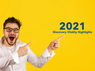 Here are 2021 Highlights for Discovery Medical Aid and Vitality