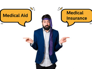 The Difference between Medical Aid vs Medical Insurance Products.