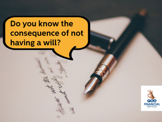 Do you know the consequence of not having a will?