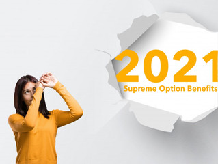 Admed Gap Cover - Supreme Option 2021 Benefits