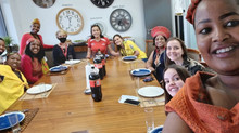 PBA stylin' and profilin' for Heritage Day!