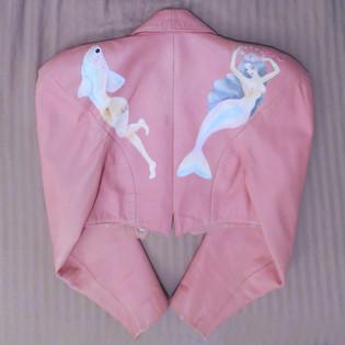 mermaid + reverse mermaid jacket