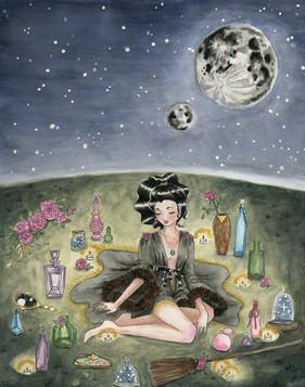 pastel prism tarot: the star