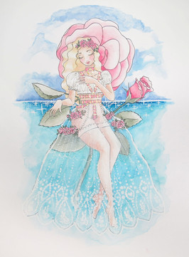 rose of the sea
