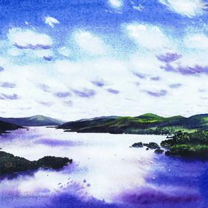 Light on the Water Adirondak