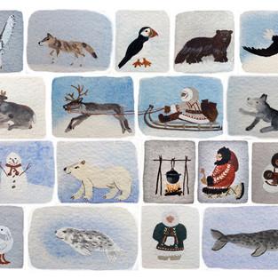Arctic Figures