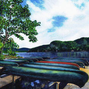 Canoes Adirondak