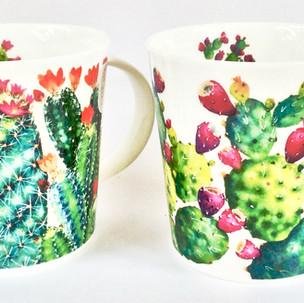 Cacti Mugs