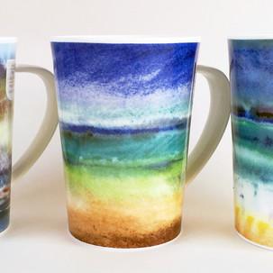 Ocean's Edge Mugs