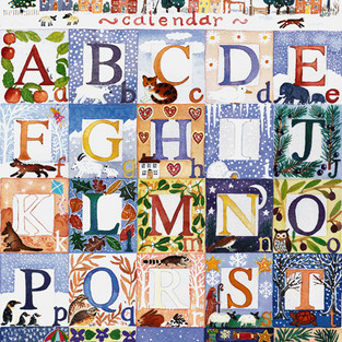 Alphabet Advent Calendar