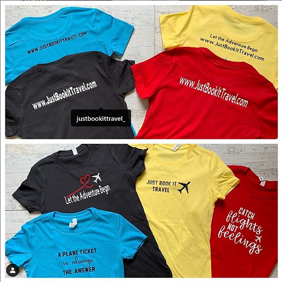 Just Book It Soft Style T-Shirts
