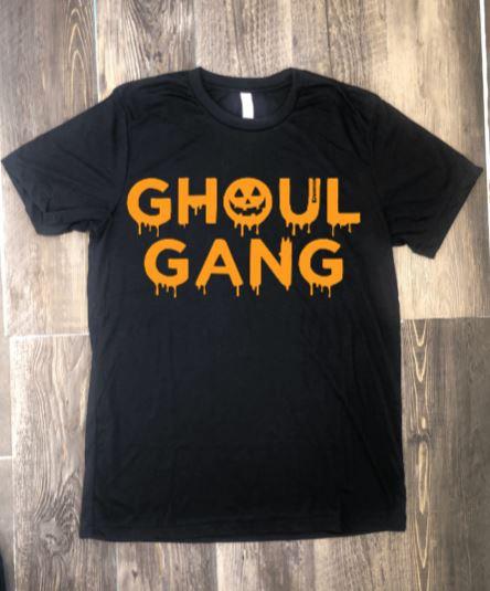 Ghoul Gang Halloween Unisex T-Shirt