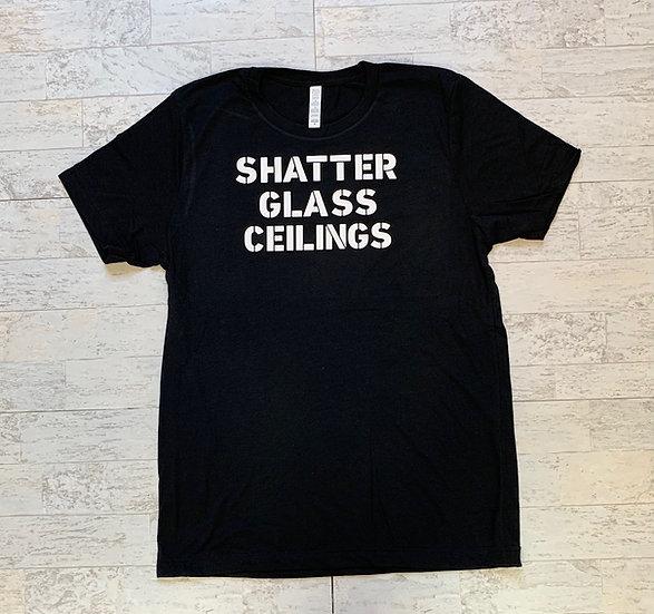 Shatter Glass Ceilings Unisex Soft Style T-shirt