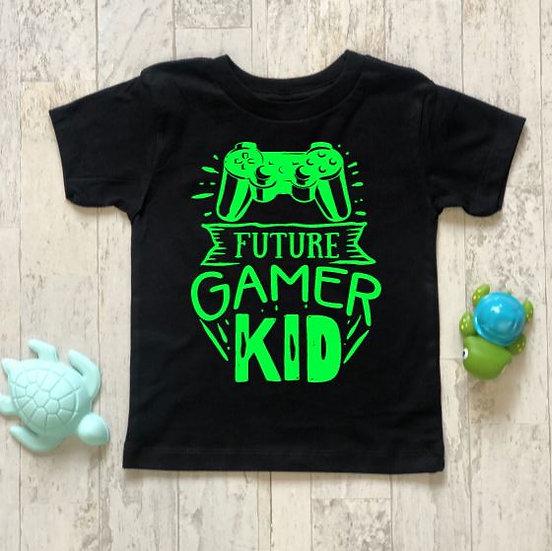 Future Gamer Kid Onsie & T-Shirt
