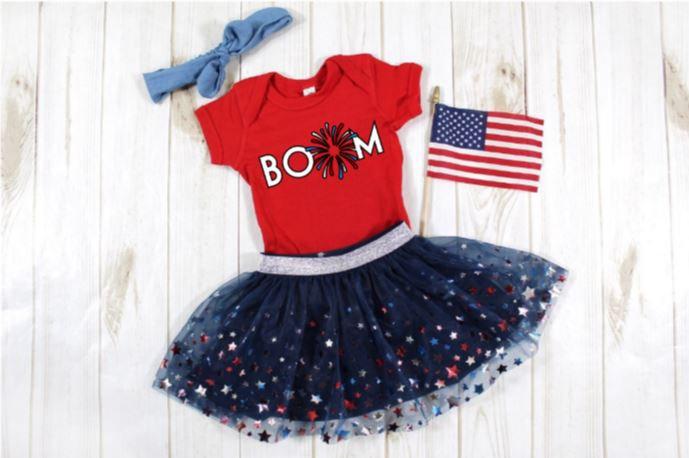 Boom Kid & Infant Tee