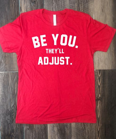 Be You - Male T-Shirt