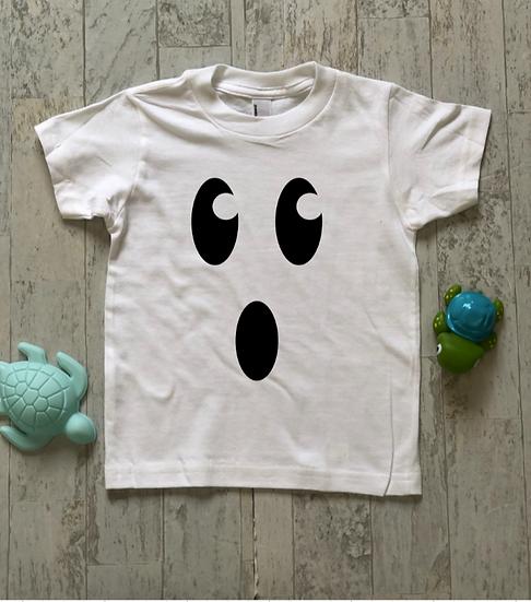 Boo Ghost - Childs Onesie & T-Shirt